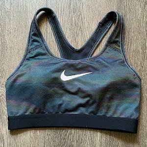 Nike Rainbow Sports Bra